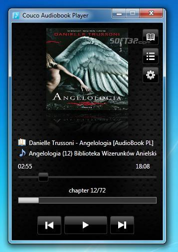 Couco Audiobook Player Screenshot 2