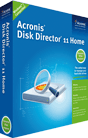 Acronis Disk Director Home 11 Screenshot
