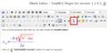 fMath Editor - TinyMCE Plugin 1