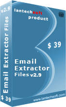 Email Extractor Files Screenshot 1