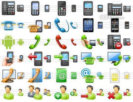 Perfect Phone Icons Screenshot 3