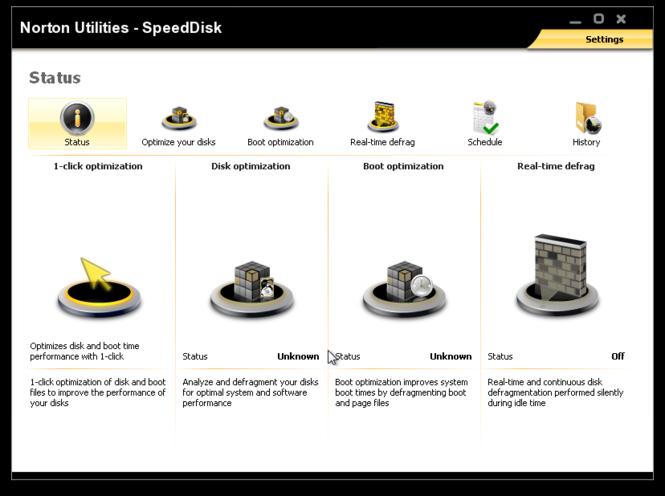 Norton Utilities Screenshot 6