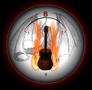 Fire Guitar Tuner 1
