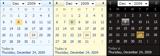 DateTime Column Screenshot