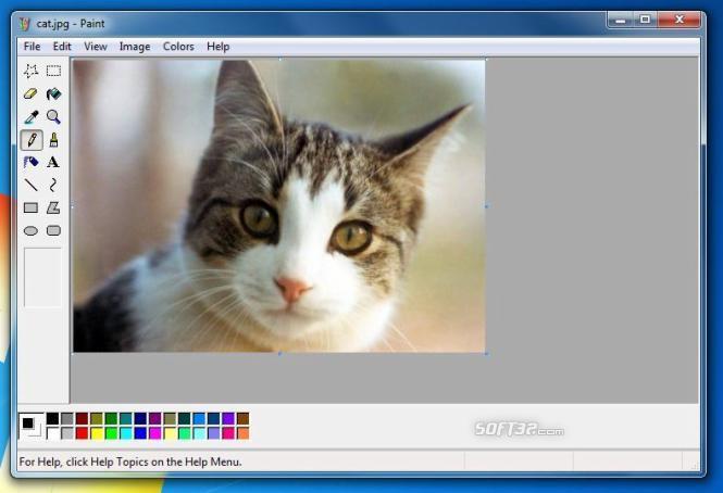 Paint XP Screenshot 2