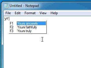 TypeMate Screenshot