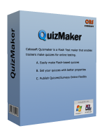 Cabasoft QuizMaker Screenshot