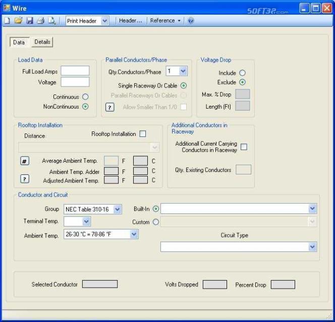 Electrc 2008 Trial Screenshot 2