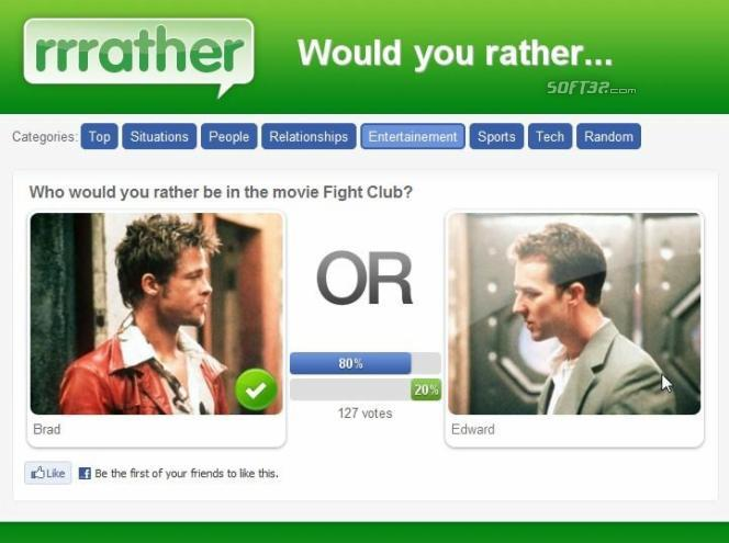 The Would You Rather Game Screenshot 2