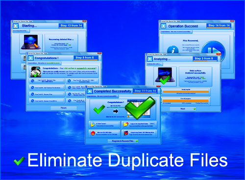 Eliminate Duplicate Files Screenshot
