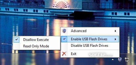 USB Flash Drives Control Screenshot 2