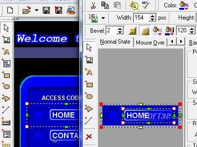 Fast Internet Site Modelling Studio Screenshot 3