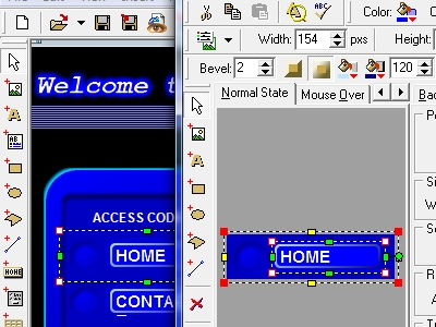 Fast Internet Site Modelling Studio Screenshot 2