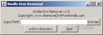 Kindle Drm Removal Screenshot 2