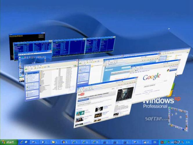 PrimeDesktop3D Screenshot 3