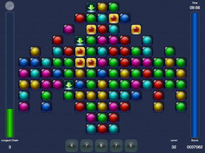 jalada Chain Reaction for Windows Screenshot