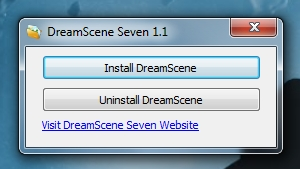 DreamScene Seven Screenshot