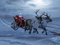 Santa Claus 3D Screensaver 1