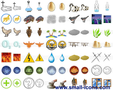 RPG Game Icons 1