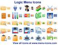 Logic Menu Icons 1