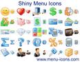 Shiny Menu Icons 1