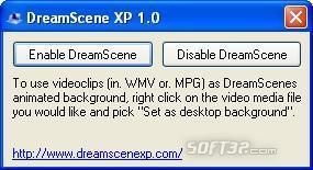 DreamScene XP Screenshot 2
