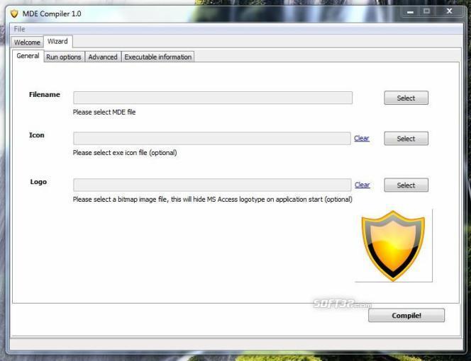 MDE Compiler Screenshot 3