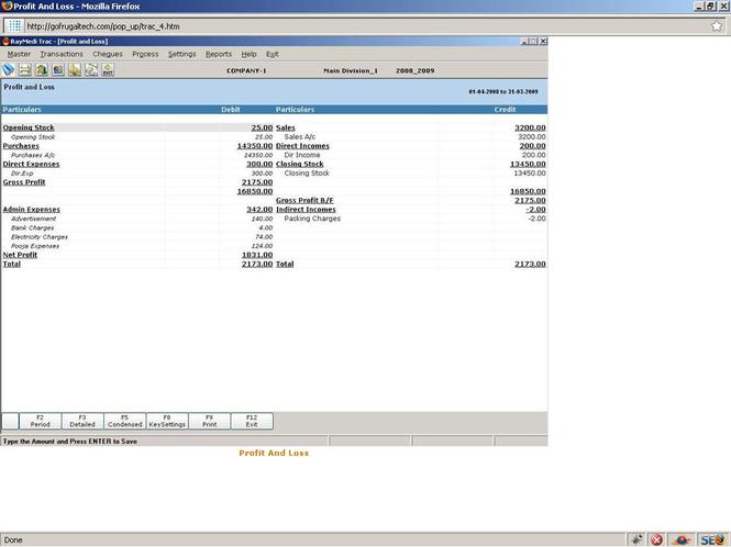 RayMedi TRAC Screenshot