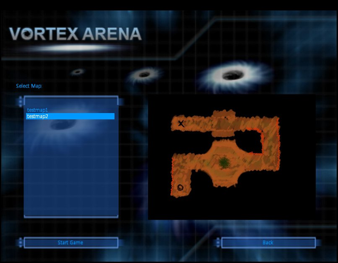 Vortex Arena Screenshot