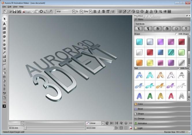 Download Aurora 3d Animation Maker