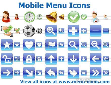 App Menu Icons Screenshot 2