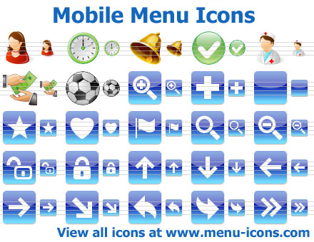 App Menu Icons Screenshot 1