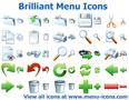 Brilliant Menu Icons 1