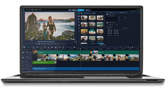 Corel VideoStudio Pro Screenshot 1