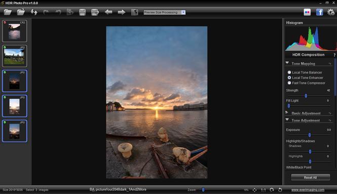 HDR Photo Pro Screenshot