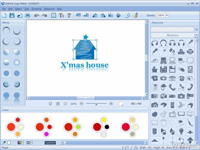 Sothink Logo Maker Screenshot 3