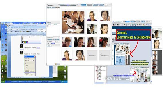 eMEETplus Screenshot 3
