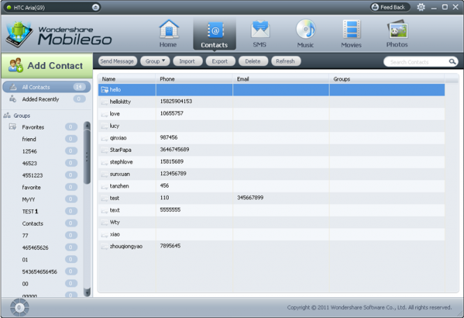 MobileGo Screenshot 8