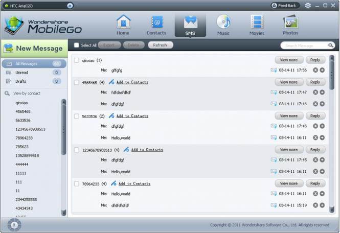 MobileGo Screenshot 2