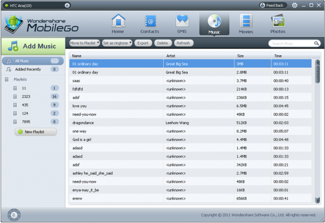 MobileGo Screenshot 3