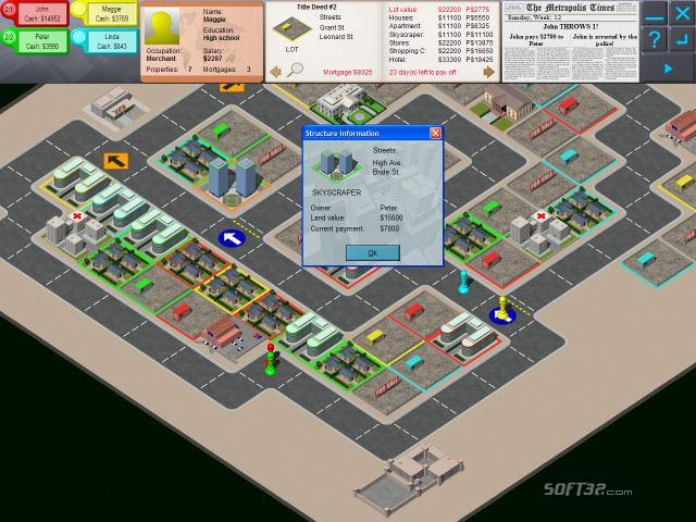 AWorld Metropolis Screenshot 2
