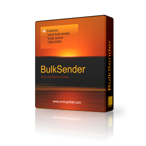 BulkSender Professional Screenshot