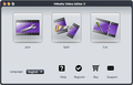 4Media Video Editor for Mac 1