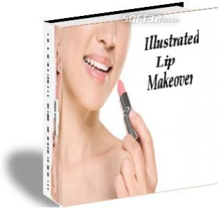 Illustrated Lip Makeover Screenshot 3