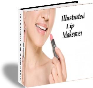 Illustrated Lip Makeover Screenshot 1