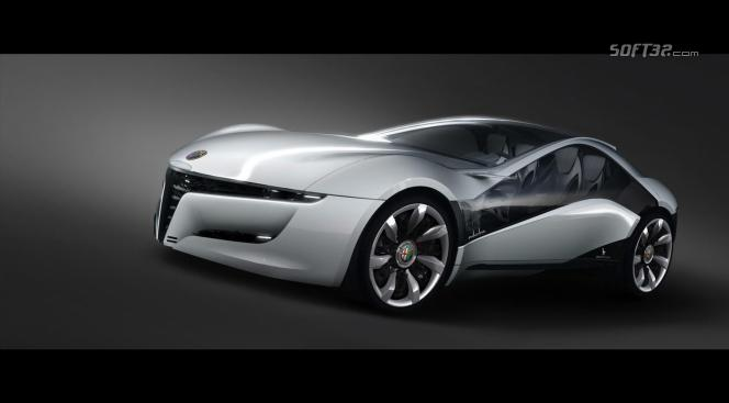 Alfa Romeo Screensaver Screenshot 3