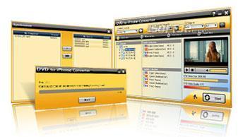 Aviosoft DVD to iPhone Converter Screenshot 2