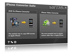 Aviosoft iPhone Converter Suite Screenshot 2