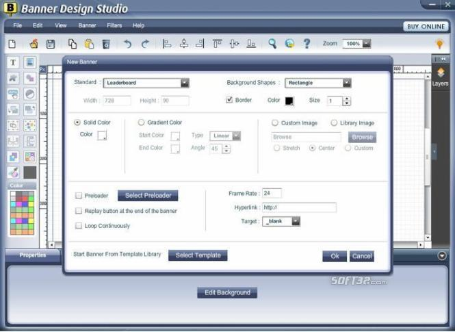 Banner Design Studio Screenshot 3