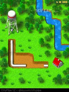 CityPipe Screenshot